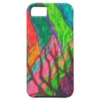 sunset glow iPhone SE/5/5s case