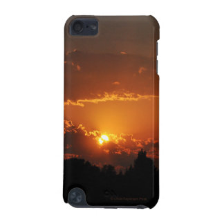 Sunset Golden Rays iPod Touch 5G Cover