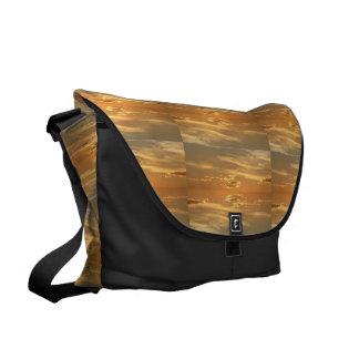 Sunset: Golden Style 2 SDL Messenger Bag