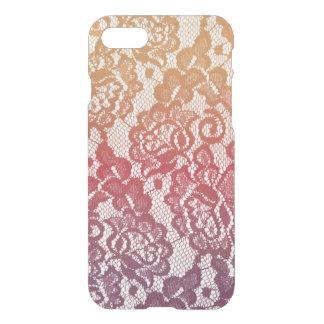 Sunset Gradient Lace iPhone 8/7 Case