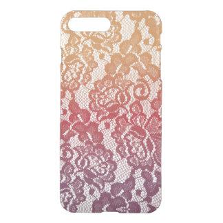 Sunset Gradient Lace iPhone 8 Plus/7 Plus Case