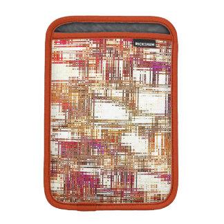 Sunset Grid iPad Sleeve