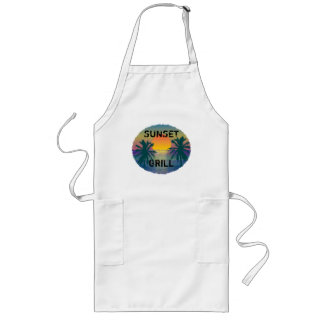 SUNSET GRILL APRON