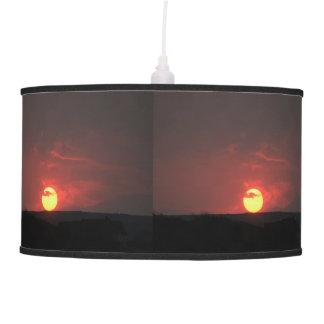 Sunset Hanging Lamp
