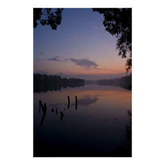 Sunset Haze print