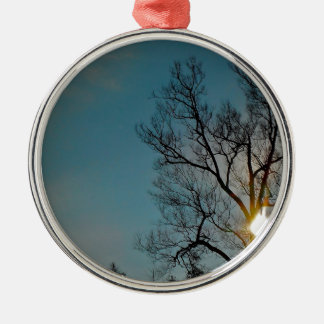 Sunset Heaven Series Metal Ornament