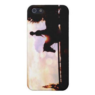 Sunset Horse Ride Cover For iPhone SE/5/5s