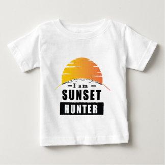 Sunset Hunter for Photographer Baby T-Shirt