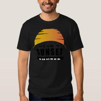 Sunset Hunter for Photographer T-Shirt