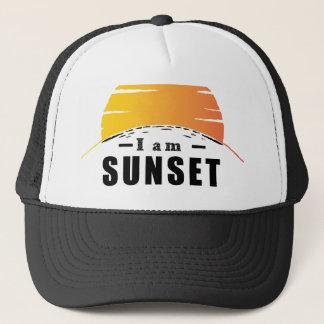 Sunset Hunter for Photographer Trucker Hat