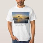 Sunset@Huntington Beach,CA T-shirt