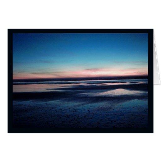 Sunset  II Greeting Card