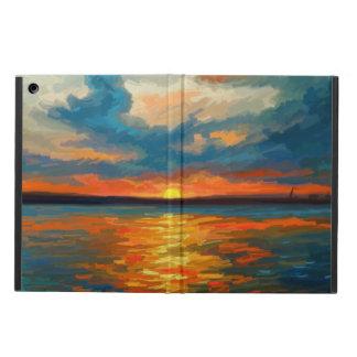 Sunset Impression iPad Air Cover
