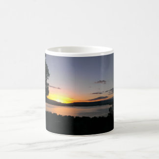Sunset in Abiquiu New Mexico Classic White Coffee Mug