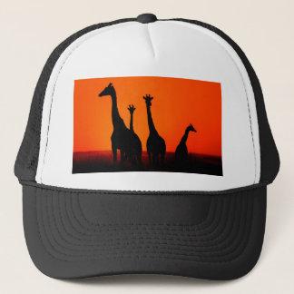 Sunset in Africa Trucker Hat
