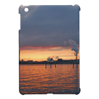 Sunset in Amsterdam-Noord Cover For The iPad Mini