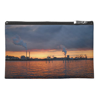 Sunset in Amsterdam-Noord Travel Accessory Bag