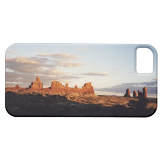 Sunset in Arches, Utah iPhone SE/5/5s Case