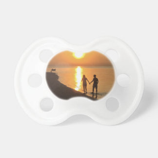 Sunset in Bali Pacifier