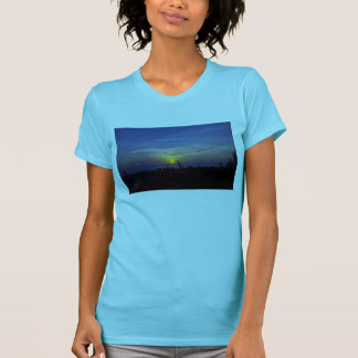 Sunset in Blue T-Shirt