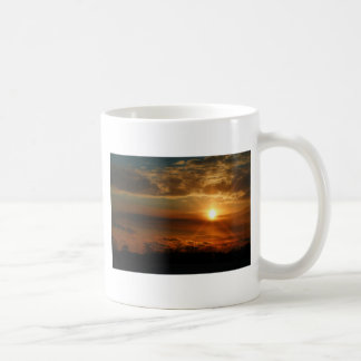 Sunset in Bowmanville Coffee Mugs