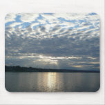 Sunset in British Columbia Canadian Seascape Mouse Pad