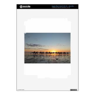 Sunset in Broome iPad 3 Skin