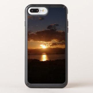 Sunset in Cagliari Speck iPhone Case