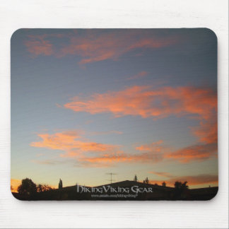 Sunset in Campbell, California Mouse Pad