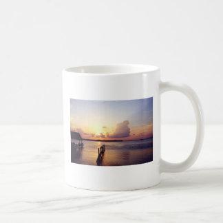 Sunset in Cancun Mug