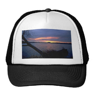 Sunset In Clouds Hats