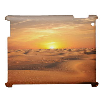 Sunset in Desert Case For The iPad 2 3 4