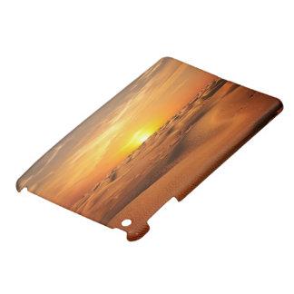 Sunset in Desert iPad Mini Case