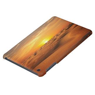 Sunset in Desert iPad Mini Cases
