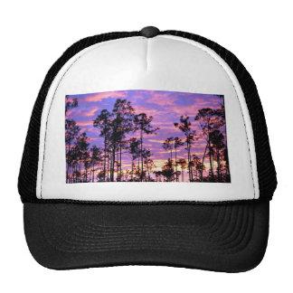 Sunset in Everglades National Park, Florida, U.S.A Trucker Hat