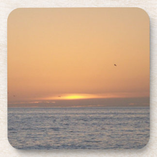 Sunset in Florida Drink Coasters