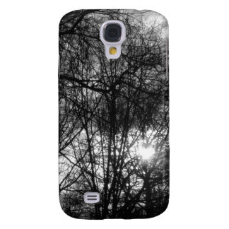 Sunset in Forest Samsung Galaxy S4 Cover