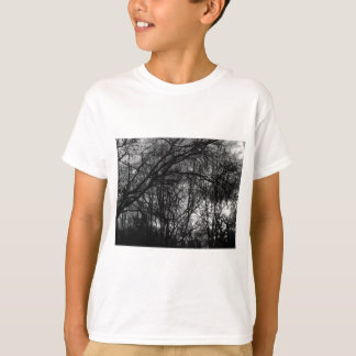 Sunset in Forest T-Shirt