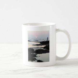 sunset in Goa Coffee Mug