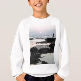 sunset in Goa Sweatshirt