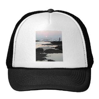 sunset in Goa Trucker Hat