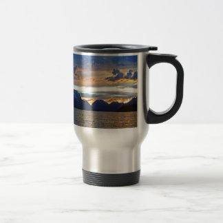 Sunset in Grand Teton National Park Mug