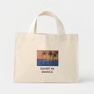 SUNSET IN JAMAICA BAG