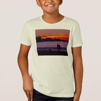 Sunset In La Jolla  T-Shirt