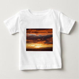 Sunset in Lahaina in Maui Hawaii Baby T-Shirt