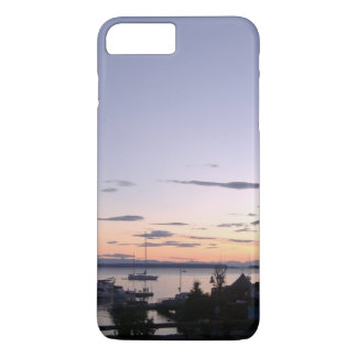 Sunset in Lund on the Sunshine Coast iPhone 7 Plus Case
