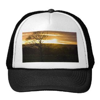 Sunset In North Yorkshire Trucker Hat