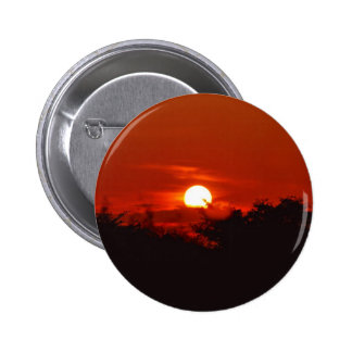 Sunset in paradise button