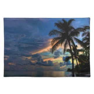 Sunset in Paradise Placemat