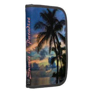 Sunset in Paradise Rickshaw Folio Planner
